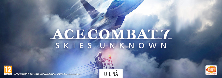Ace Combat 7: Skies Unknown OUT NOW