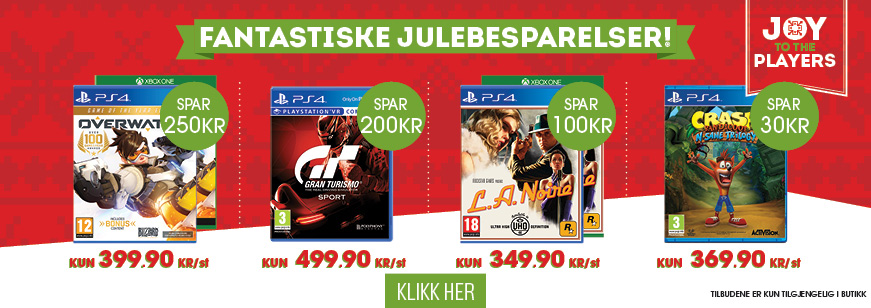 Christmas Price Drops on Top Title Games
