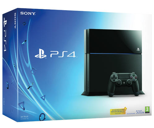 Playstation 4 500GB Konsoll