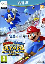Mario & Sonic At The Sochi 2014 Olympic Winer Games