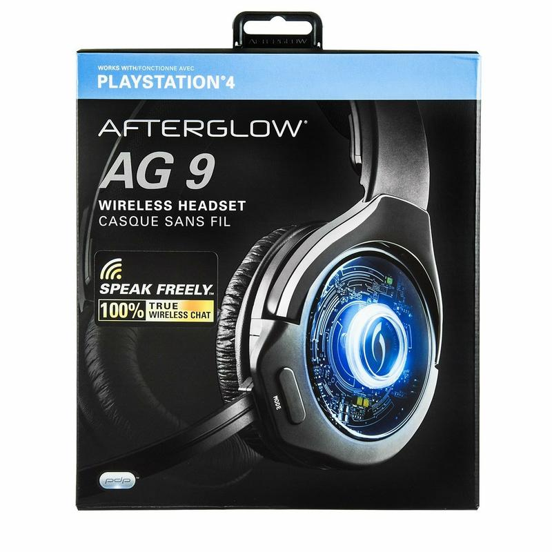Afterglow AG9 Wireless Headset