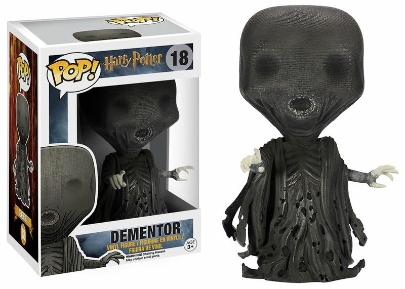 POP! Harry Potter: Dementor