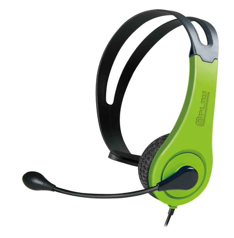 At Play: Xbox 360 Chat Headset