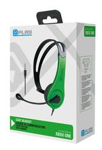 At Play Black/Green Chat Headset til Xbox One