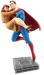 Superman Lois Lane Rescue Fleischer Statue