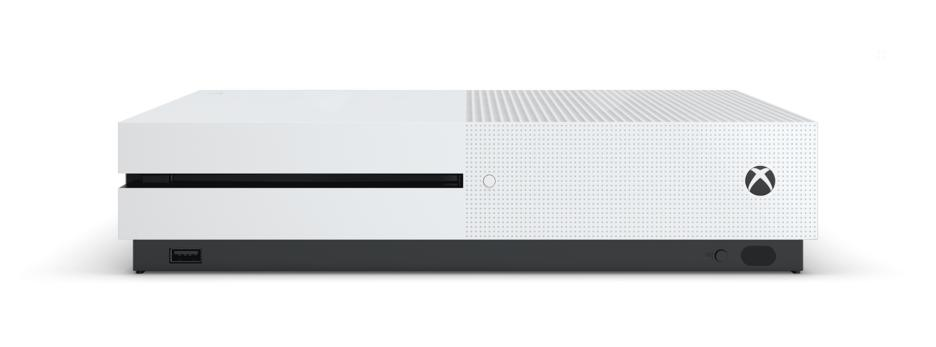 Xbox One S 500GB Konsoll