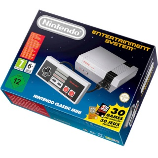NES Mini Konsoll