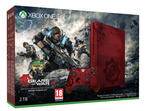 Xbox One S 2TB Gears of War 4 Limited Edition Konsoll