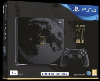 1TB Playstation 4 Slim: Final Fantasy XV