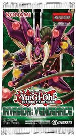 Yu-Gi-Oh! Invasion Vengeance Booster Pack