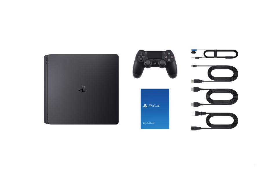 Playstation 4 1TB Slim Super Bundle