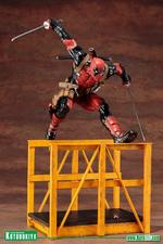 Marvel Now! Super Deadpool ARTFX Statue
