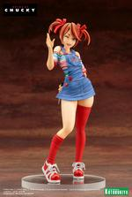 Childs Play Chucky Bishoujo Statue