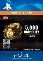 Call of Duty: Infinite Warfare 5000 Points for PS4