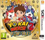 Yo Kai Watch 2: Fleshy Souls