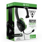 Turtle Beach® Black Recon Chat Headset til Xbox One