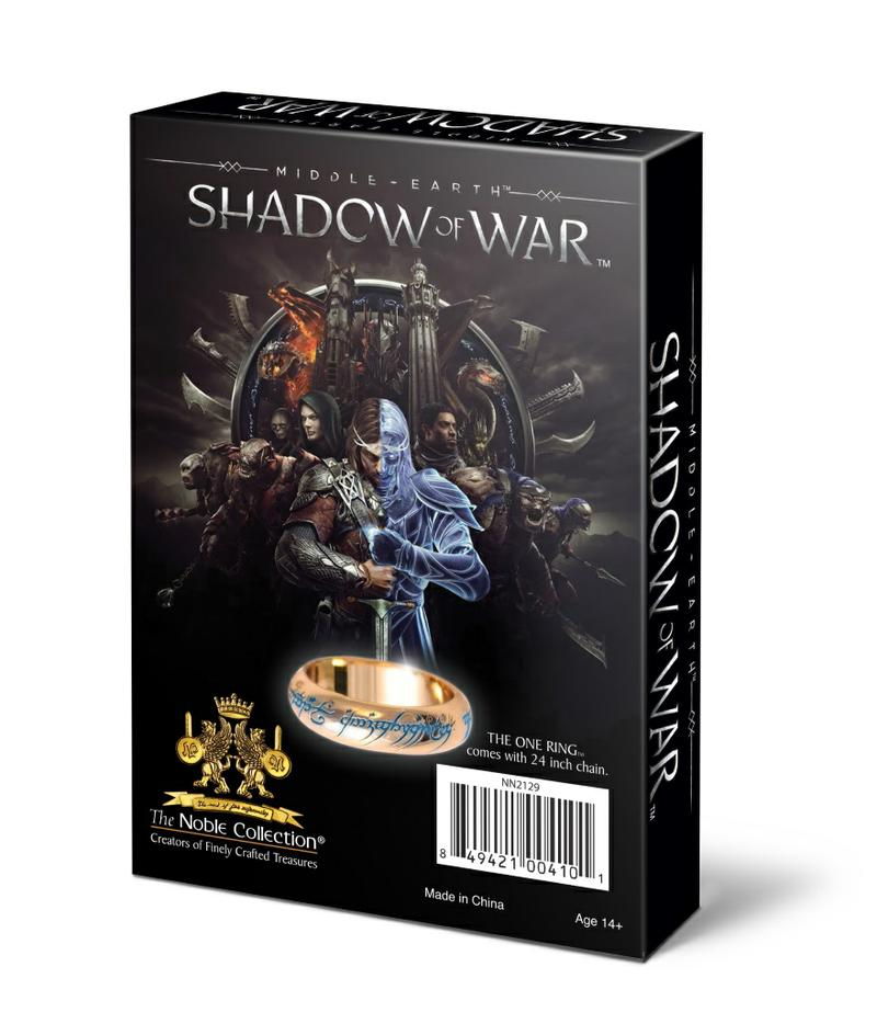 Middle Earth: Shadow Of War - The One Ring [Kun Hos GameStop]