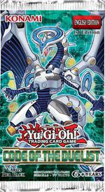 Yu-Gi-Oh! Code of the Duelist Booster Pack