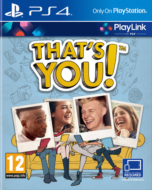 PlayLink: That's You