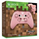 Xbox One: Minecraft Pig Wireless Controller
