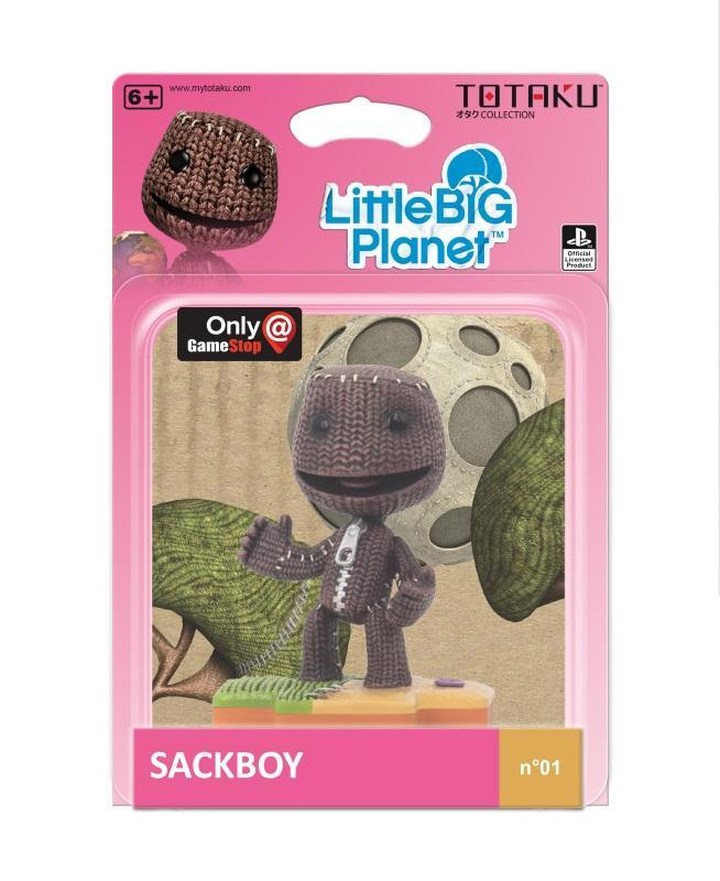 TOTAKU™ Collection: Little Big Planet - Sack Boy [Kun Hos GameStop]