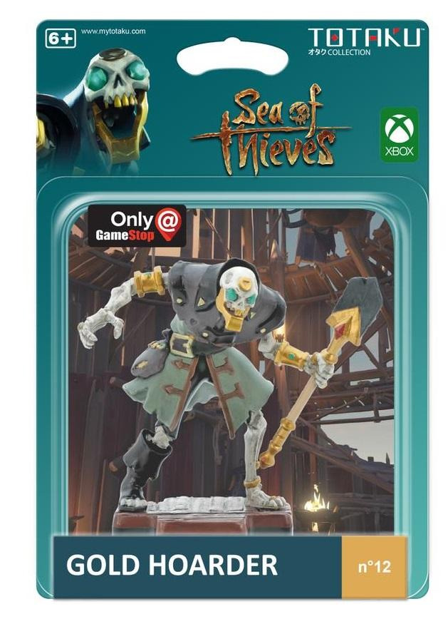 TOTAKU™ Collection: Sea of Thieves - Gold Hoarder [Kun Hos GameStop]