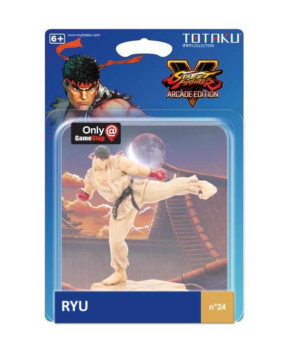 TOTAKU™ Collection: Street Fighter V Arcade Edition - Ryu [Kun Hos GameStop]