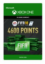 FIFA 18 Ultimate Team - 4600 Points Til Xbox One