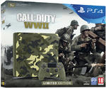 PlayStation®4 1TB Call of Duty WWII Limited Edition Konsoll