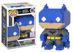 POP! DC Comics: 8-Bit Blue & Black Batman