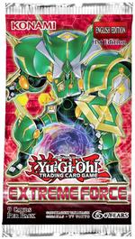 Yu-Gi-Oh! TCG: Extreme Force Booster Pack