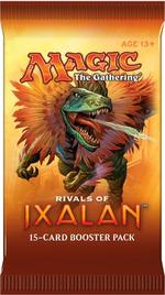 Magic The Gathering: Rivals of Ixalan Booster Pack