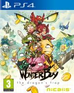 WONDER BOY THE DRAG TR PS4