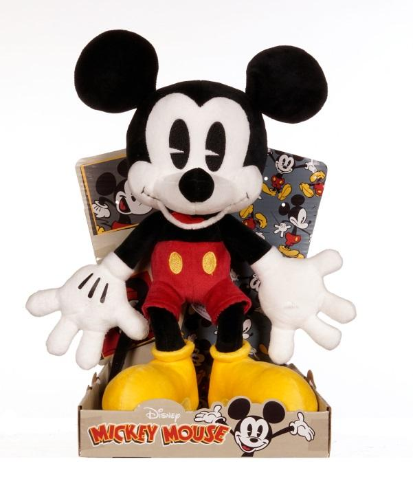 "Disney: Mickey Mouse 10"" Plush"