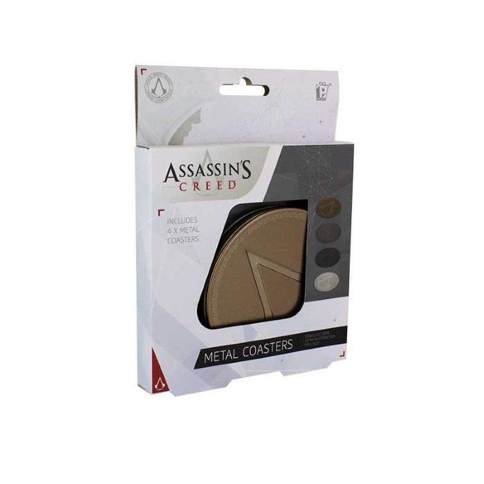 Assassins Creed Metal Coasters