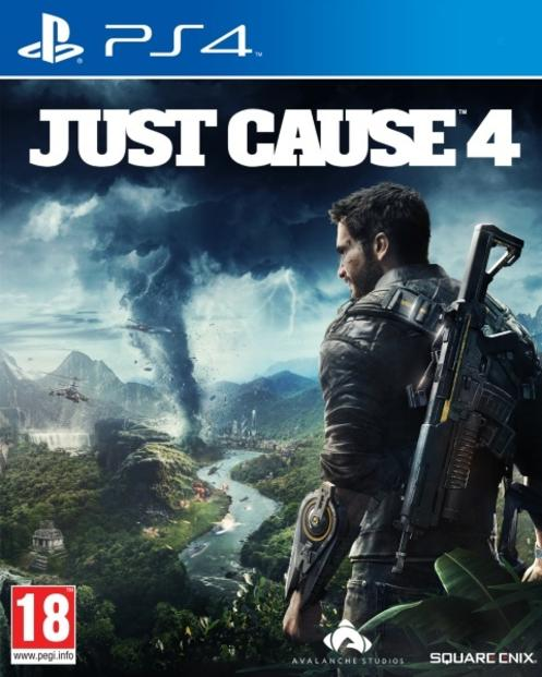 Just Cause 4: Steelbook Edition [GameStop Exclusive]