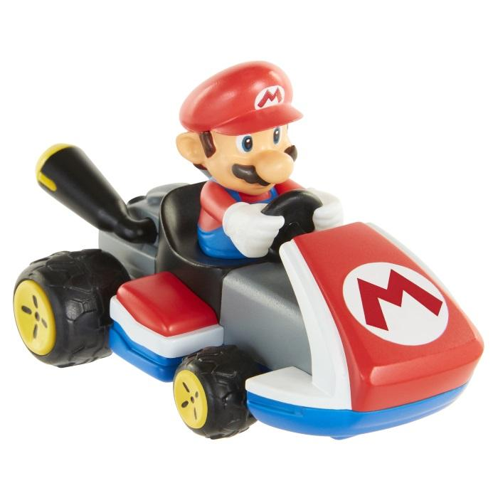 World of Nintendo: Mario Kart Power Up Racer