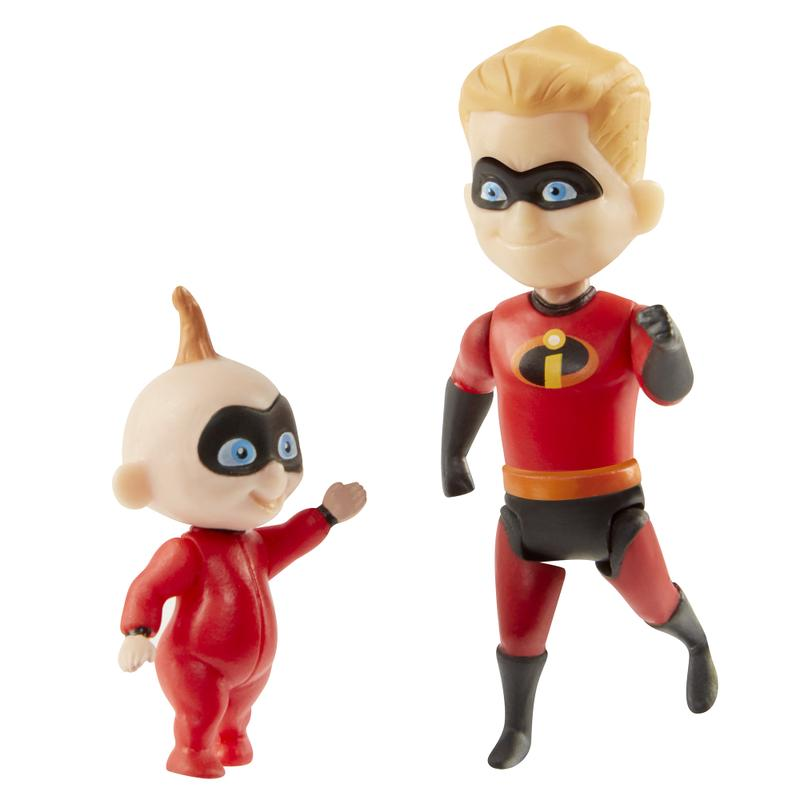 "Disney: Incredibles 2 - 4"" Action Figure [Assorted]"