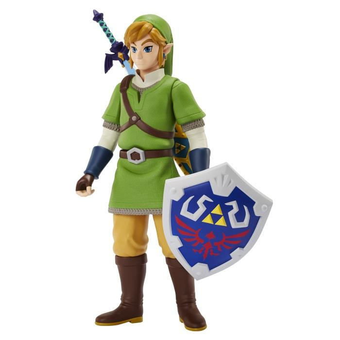 World of Nintendo: The Legend of Zelda - Link 50cm Figure