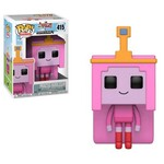 Pop! Television: Adventure Time Minecraft - Princess Bubblegum