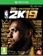 NBA 2K19 Anniversary Edition