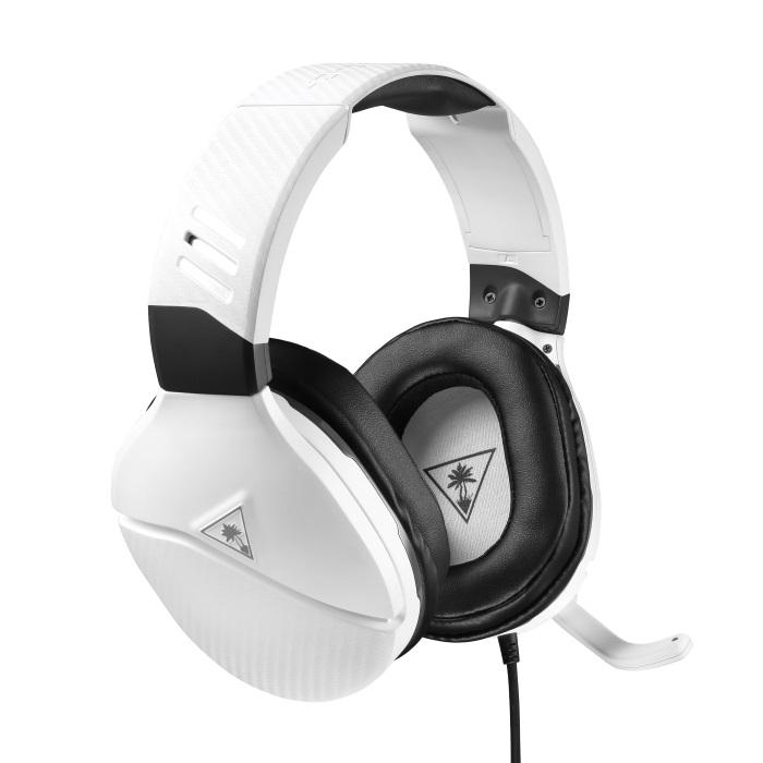 Turtle Beach® Recon 200 Amplified White Gaming Headset