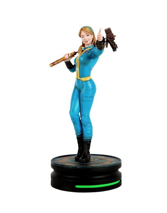 Fallout® Vault Girl Statue - Modern Icons Series