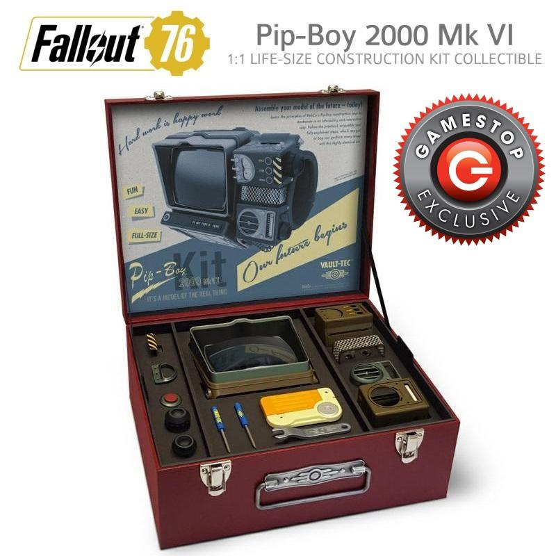 f94d3603 Fallout 76 Pip-Boy 2000 Mk VI [GameStop Exclusive]