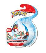 Pokémon: 5cm Figure Battle Pack or 8cm Battle Figure