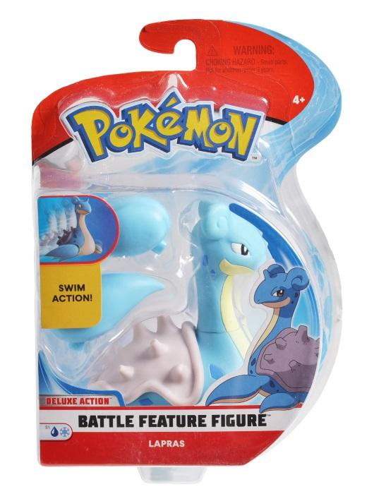 Pokémon: Battle Feature Figures [Assorted]