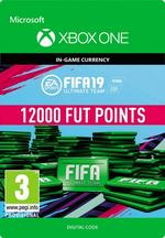 FIFA 19 Ultimate Team™ - 12000 Points Til Xbox One