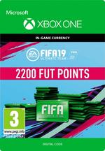 FIFA 19 Ultimate Team™ - 2200 Points Til Xbox One