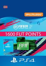 FIFA 19 Ultimate Team™ - 1600 Points Til PS4