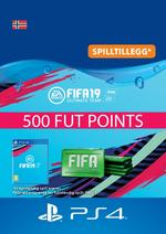 FIFA 19 Ultimate Team™ - 500 Points Til PS4
